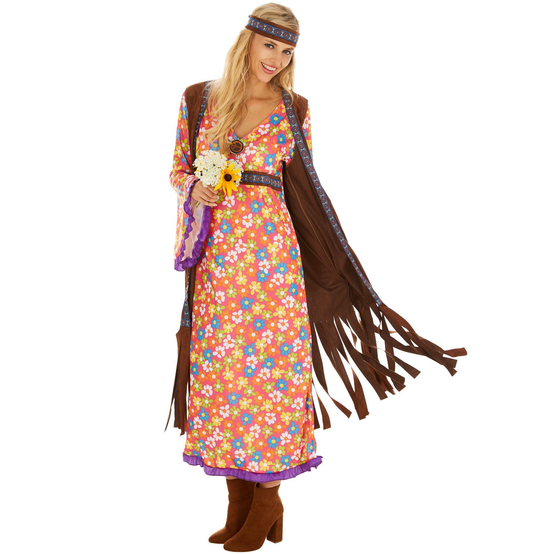 Anni 1960 Adulto/'S Nero Festa Parrucca-Donna 60 S Ragazza Accessorio Per Capelli Costume