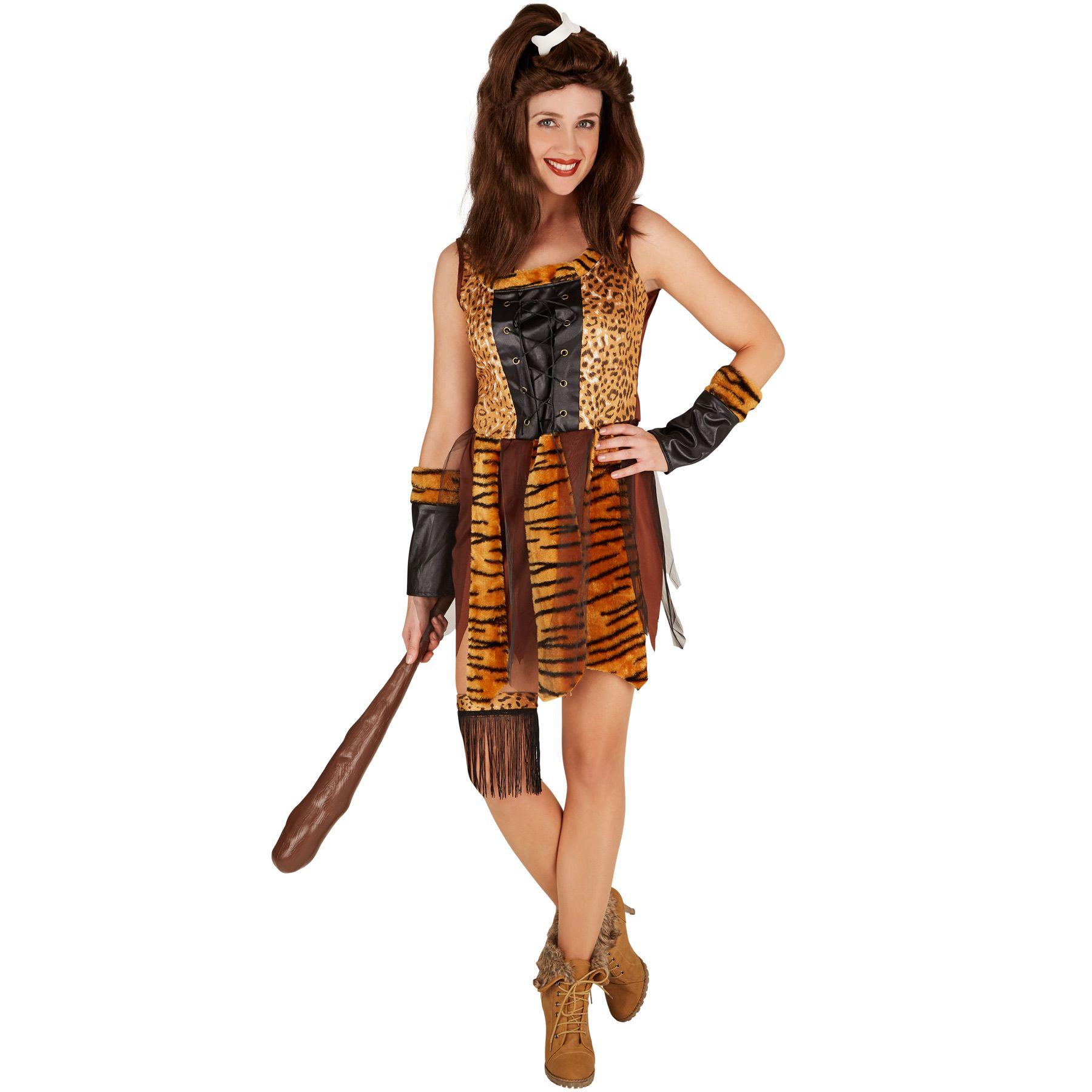 NUOVO Donna Caverne Costume