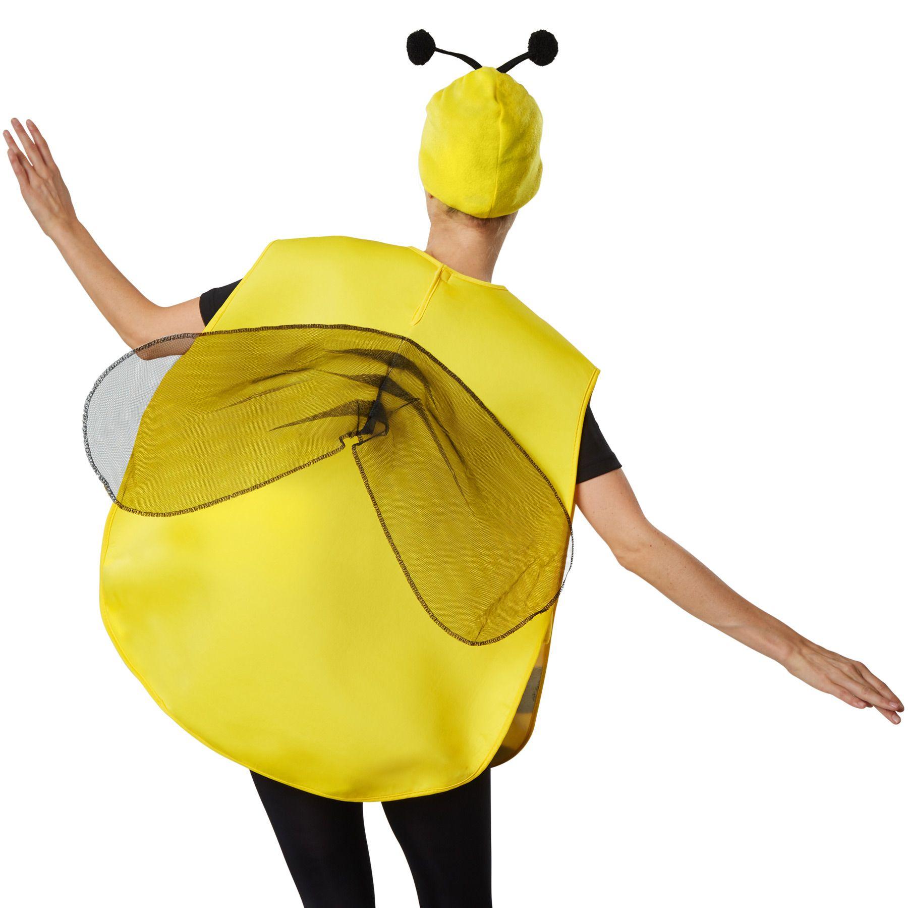 Flügel Gr 164//170//176 32//34 od Kostüm BIENE BIENCHEN Bienenkostüm m