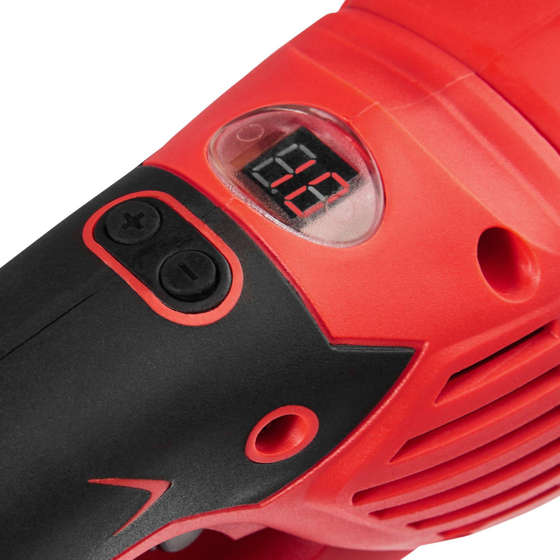 Lucidatrice professionale lucidatore levigatrice auto 1600 watt 600-3000 g//m n