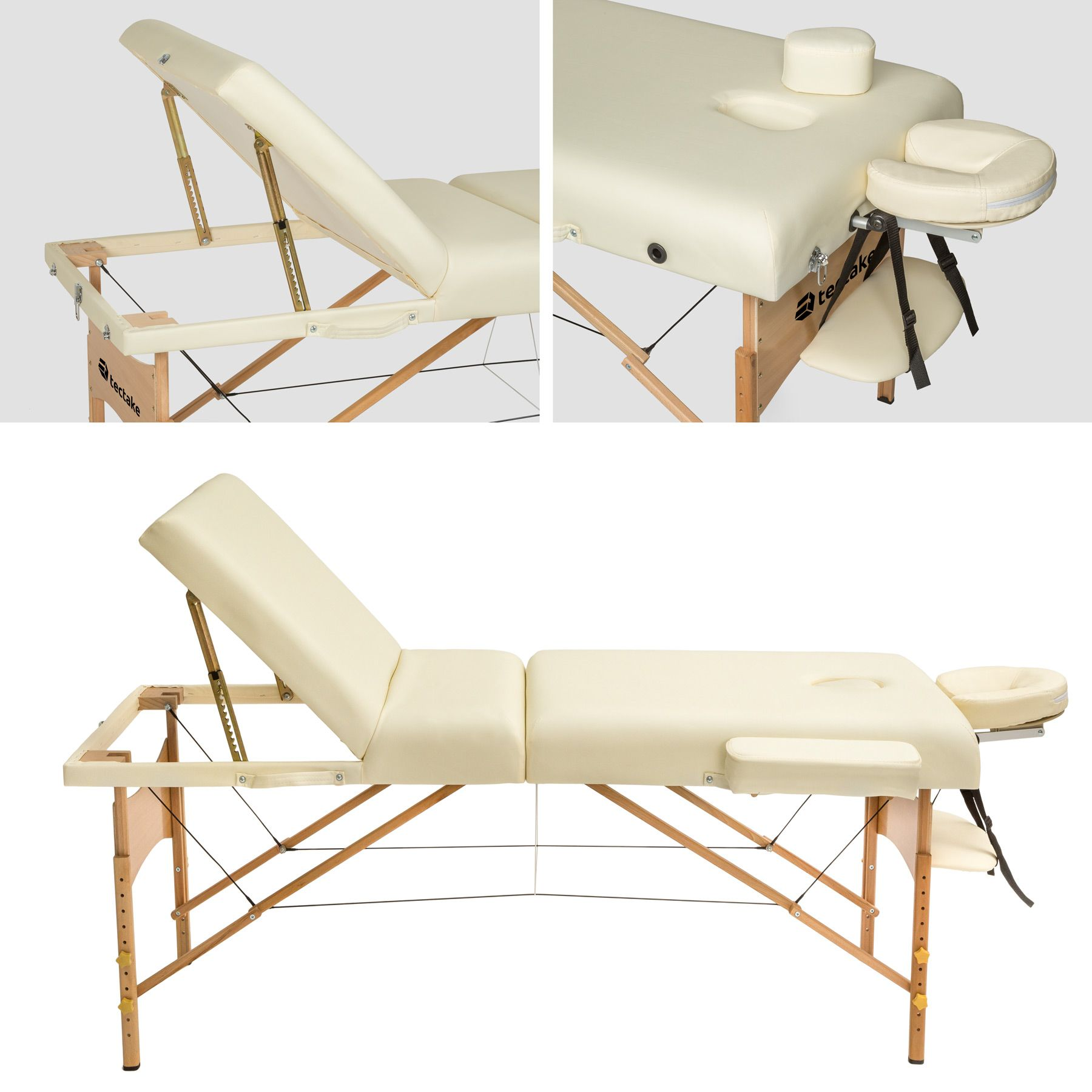 Table de massage cosmetique lit de massage paisseur de coussin 10cm ebay - Table de massage pliante ebay ...