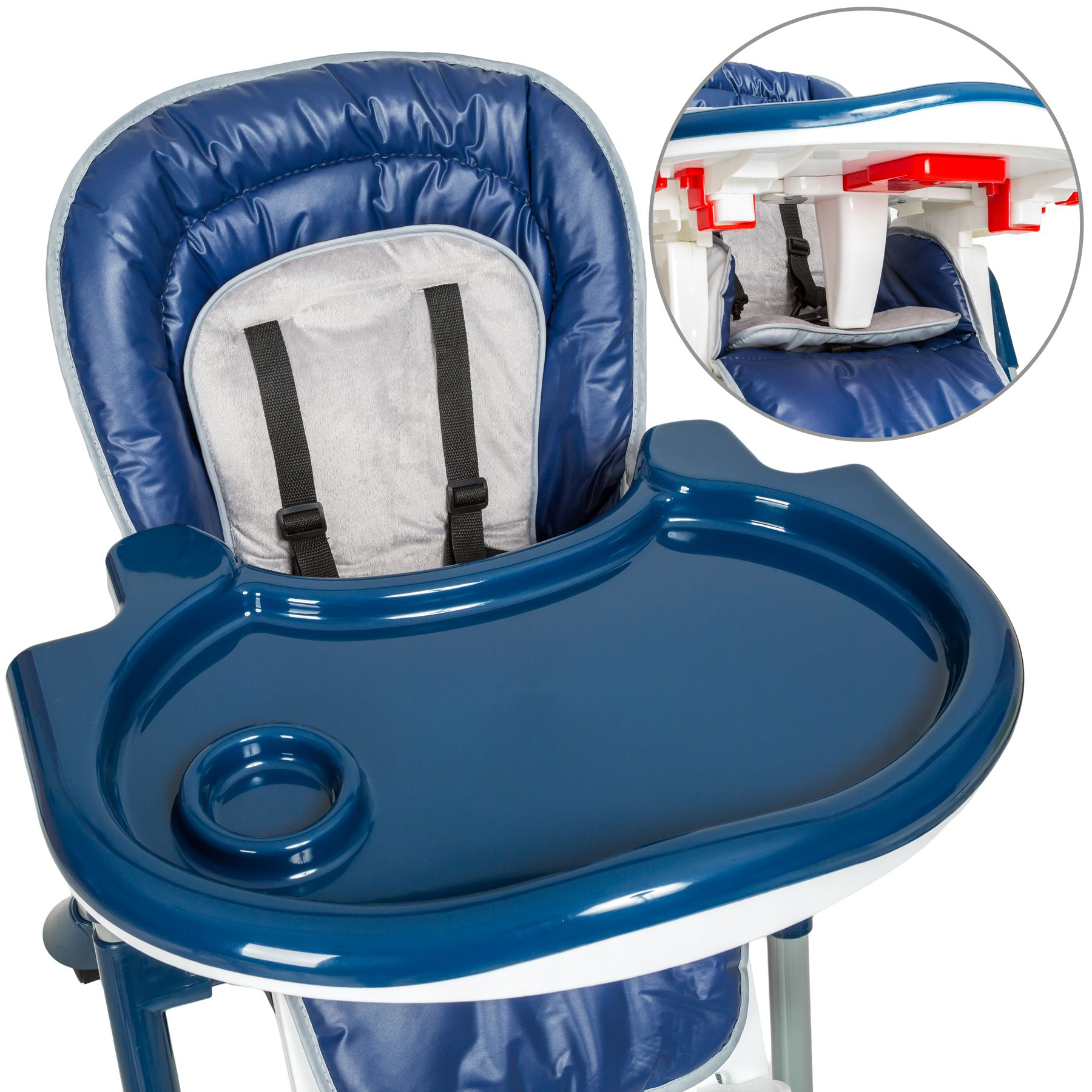 kinderhochstuhl treppenhochstuhl babyhochstuhl verstellbar babystuhl kinderstuhl 4260182872024. Black Bedroom Furniture Sets. Home Design Ideas