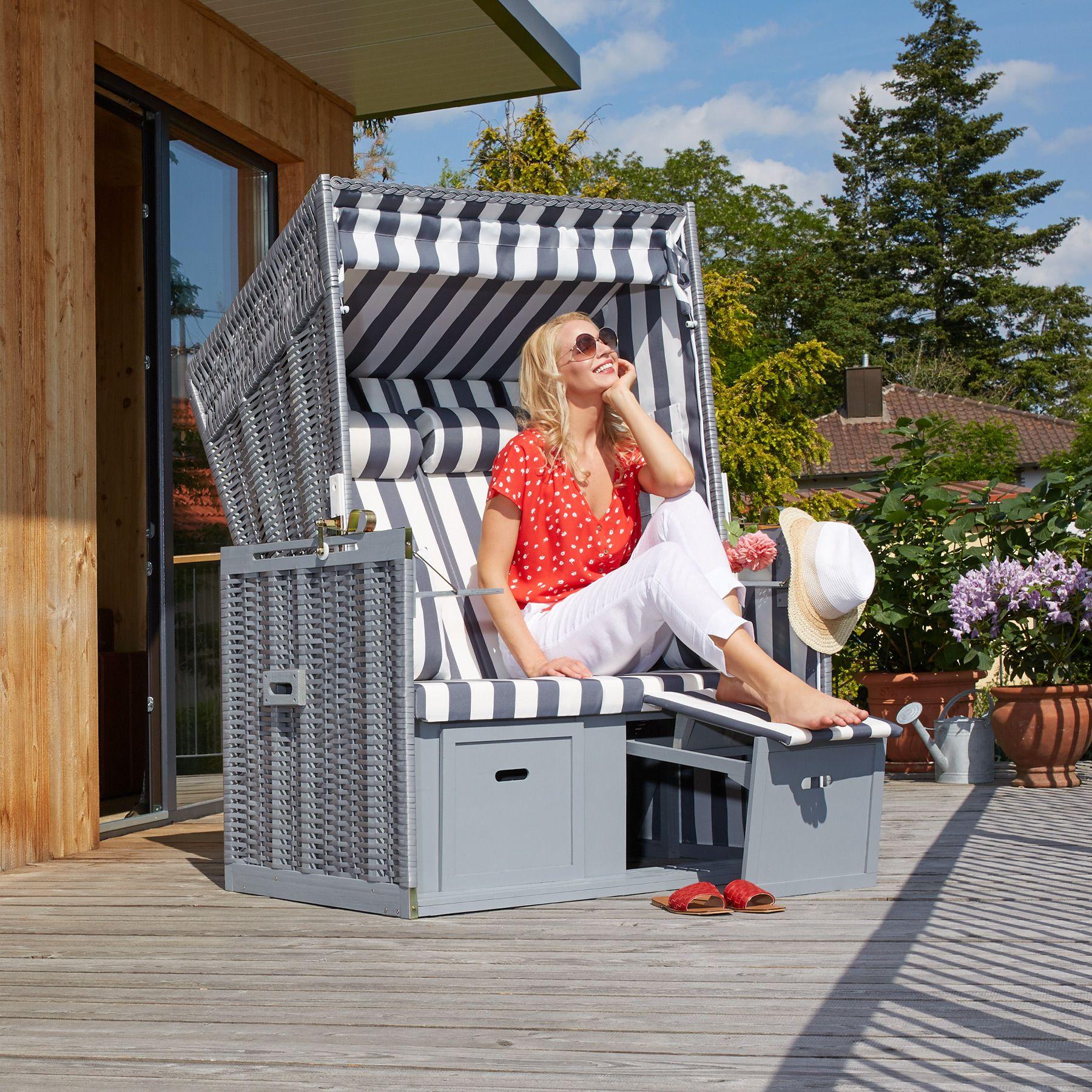 strandkorb volllieger xxl rugbyclubeemland. Black Bedroom Furniture Sets. Home Design Ideas