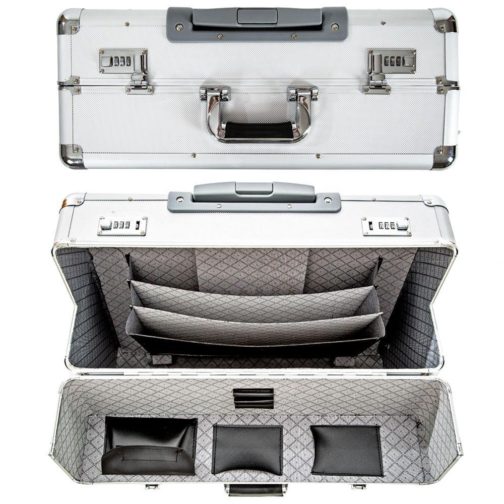 xl pilotenkoffer handgep ck businesskoffer aktenkoffer. Black Bedroom Furniture Sets. Home Design Ideas