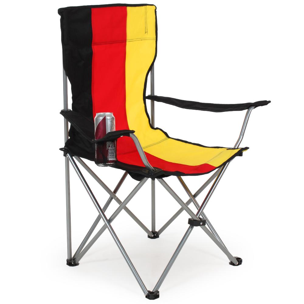2x chaise de camping avec housse pliante fauteuil pliable for Chaises pliables