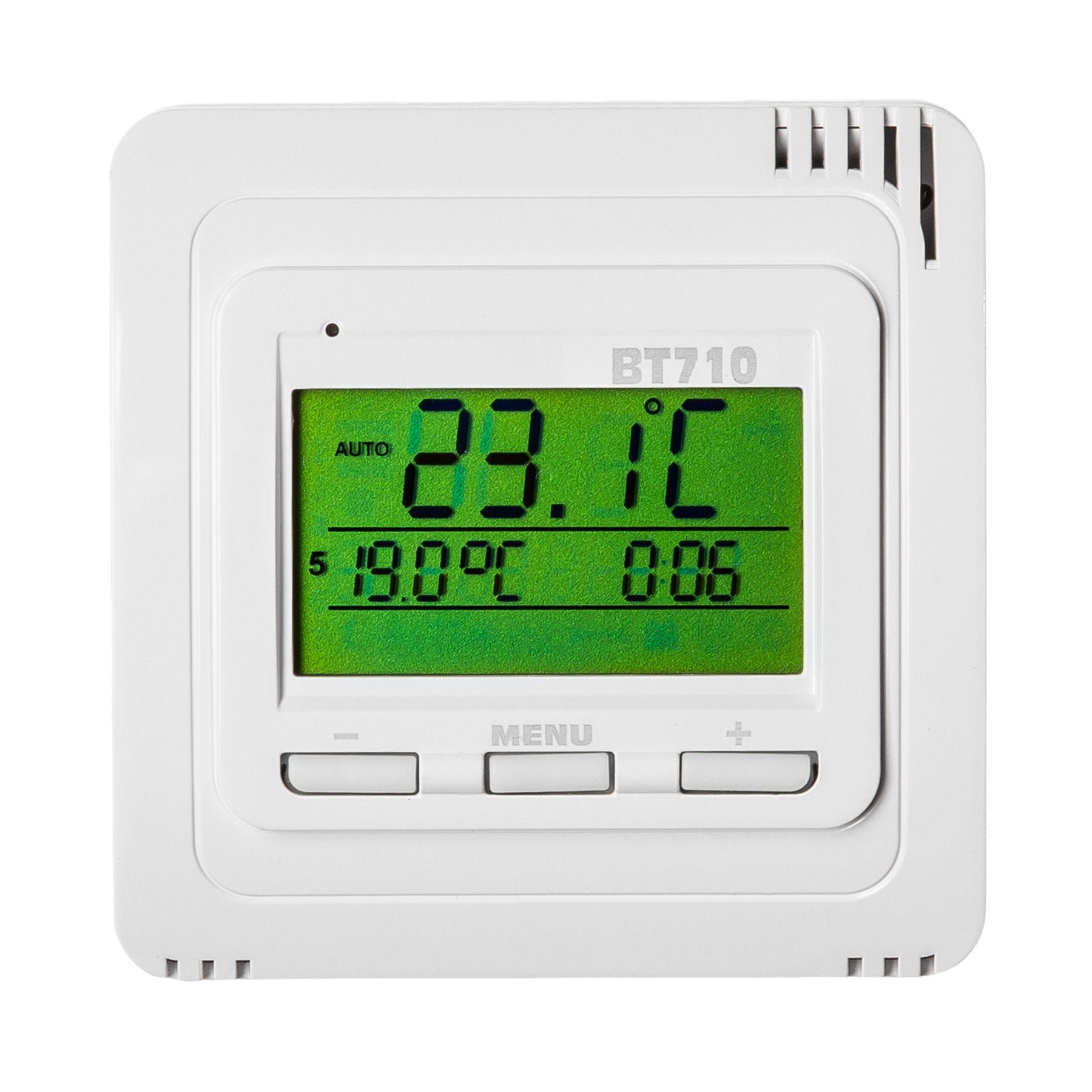 Thermostat Raumthermostat Unterputz Funkempf/änger Steckdose f/ür Infrarotheizung diverse Modelle Unterputz | Nr. 401459