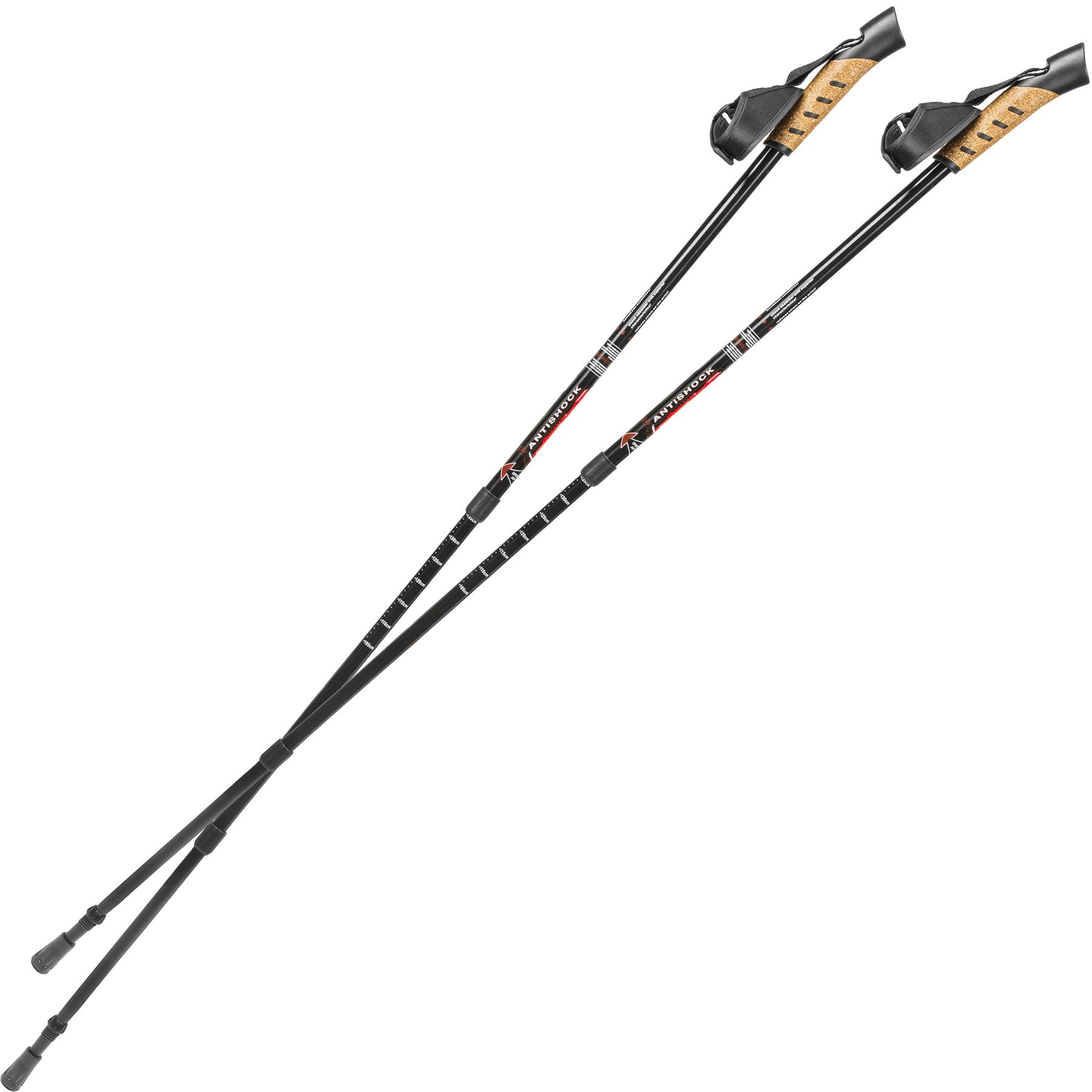 4x panier de poteau de trekking pour des bâtons de randonnée de ski de trekking