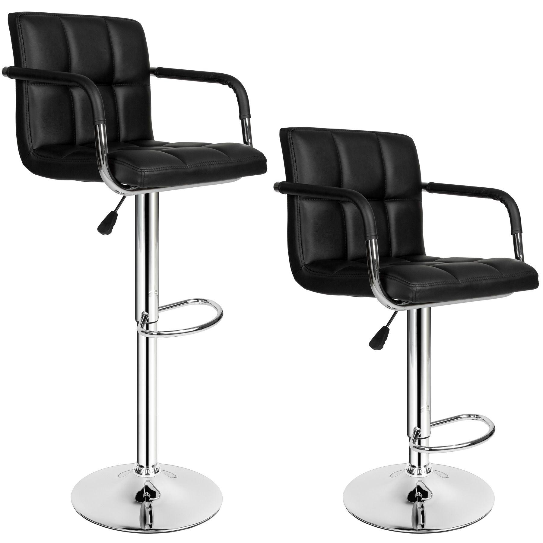 tabourets de bar chaise fauteuil bistrot r glable pivotant. Black Bedroom Furniture Sets. Home Design Ideas