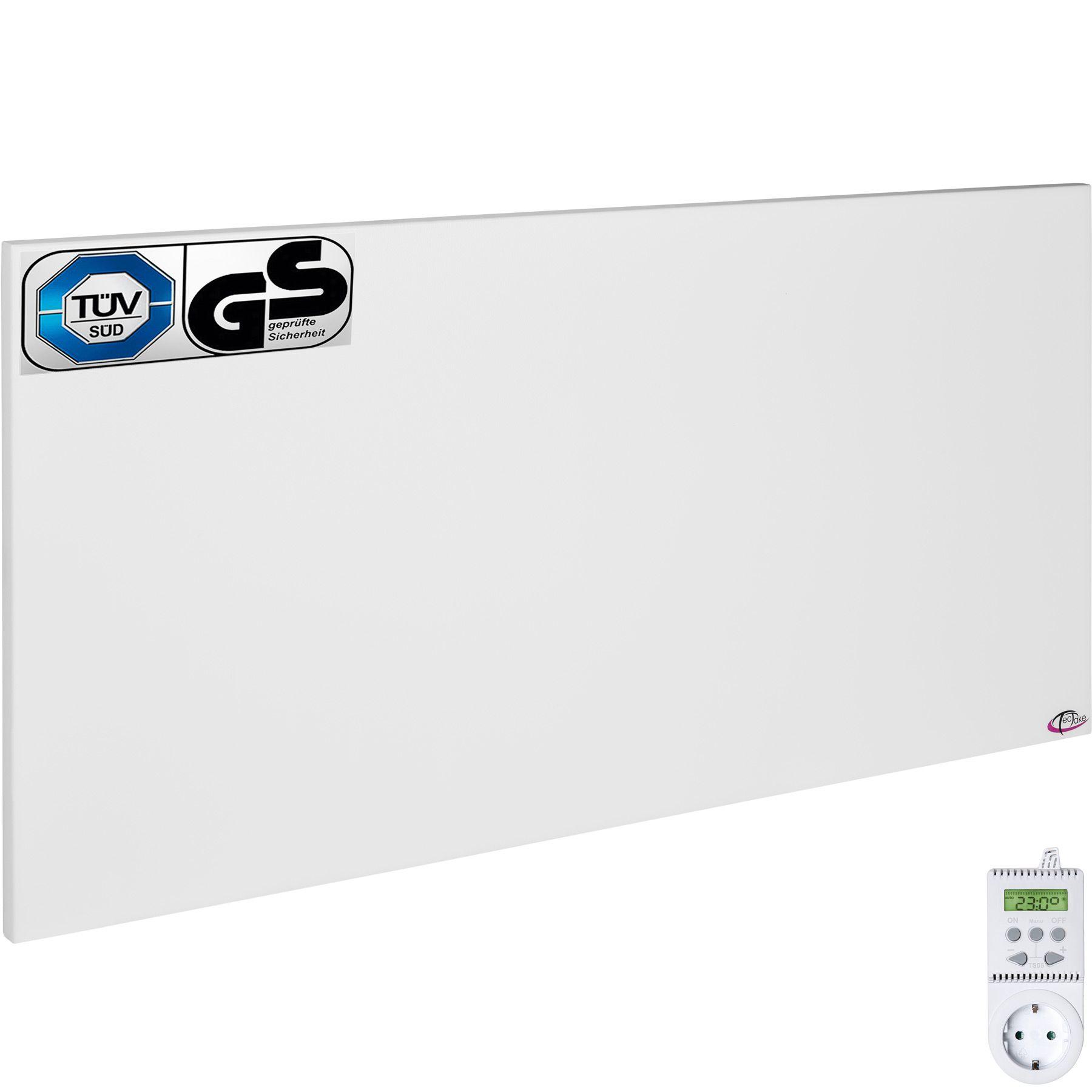 infrarotheizung 900 watt elektroheizung infrarot heizk rper mit thermostat ebay. Black Bedroom Furniture Sets. Home Design Ideas
