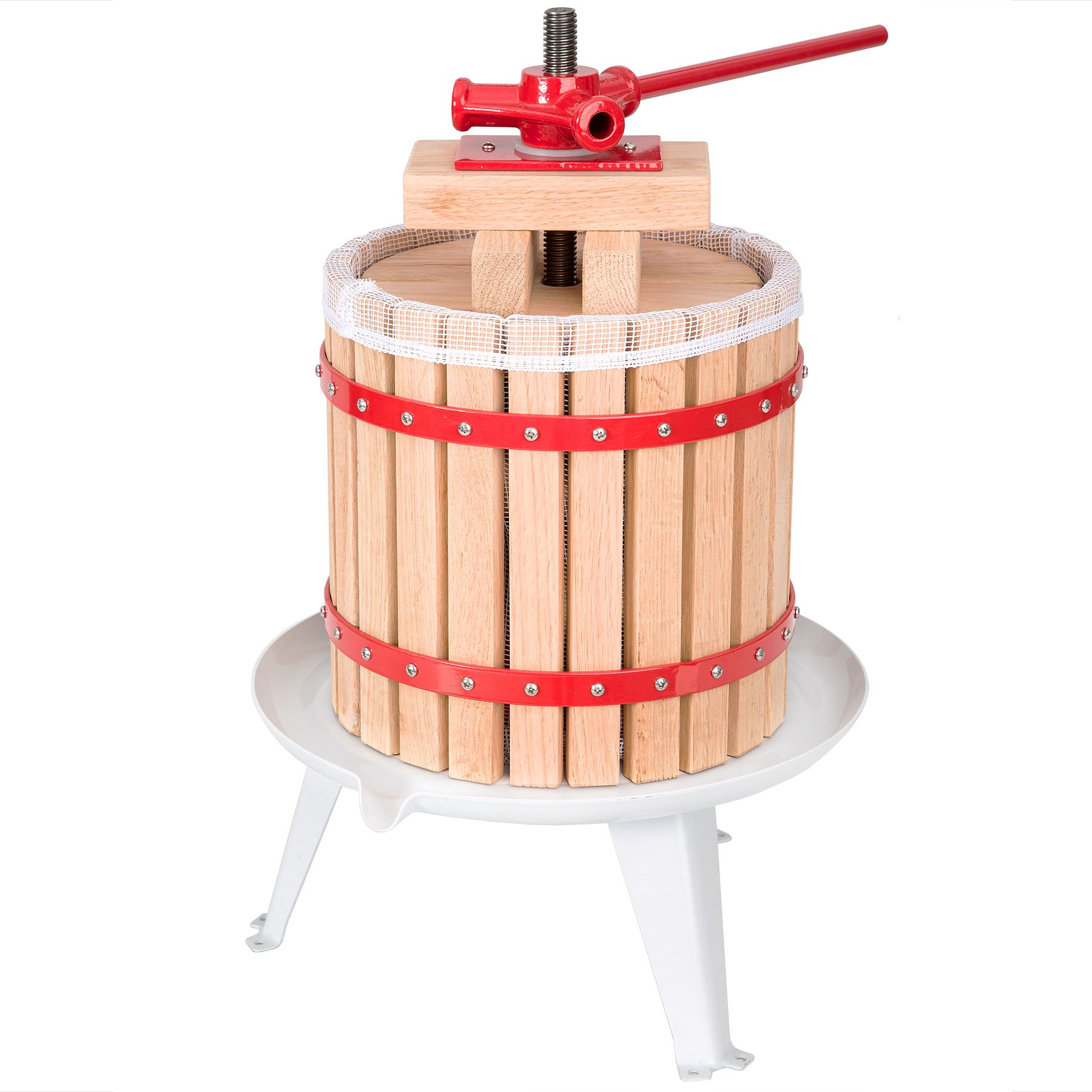 Fruit Press Wine Press Apple Cider Press Fruit Crusher