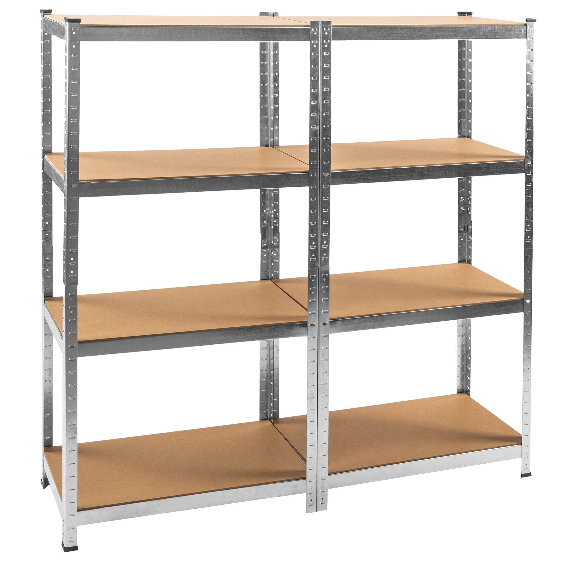 Estanter a multiusos met lica garaje unidad almacenamiento - Estanterias para garaje ...