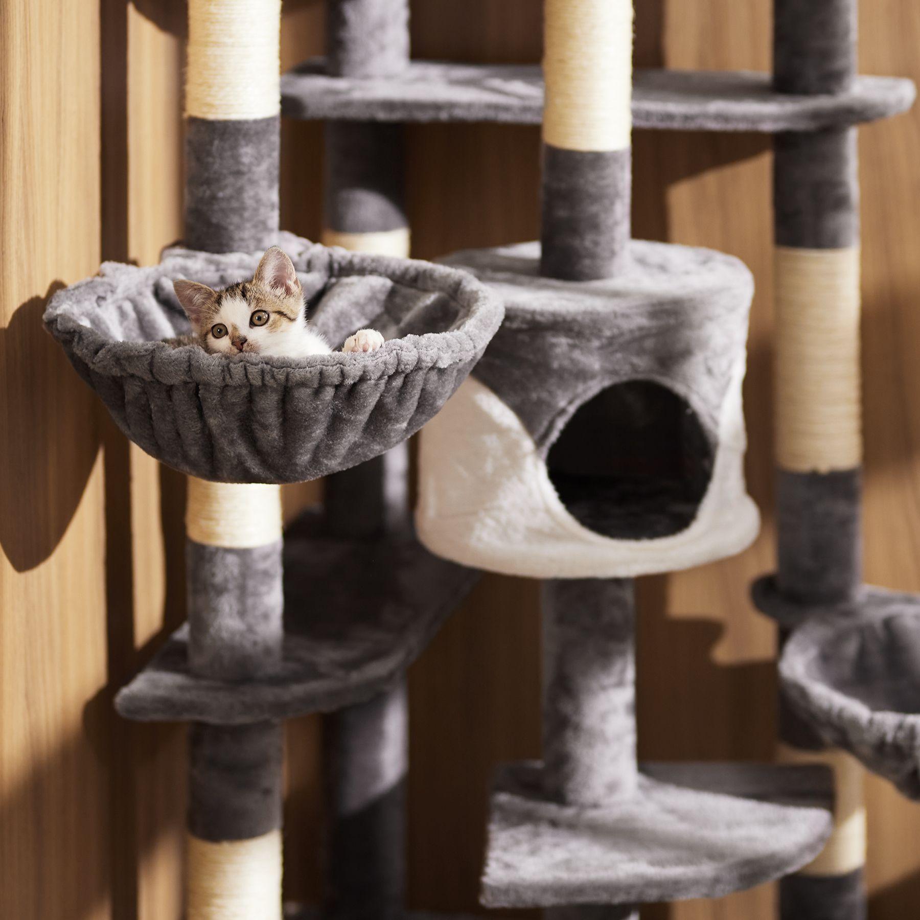 kratzbaum f r katzen katzenkratzbaum katzenbaum. Black Bedroom Furniture Sets. Home Design Ideas