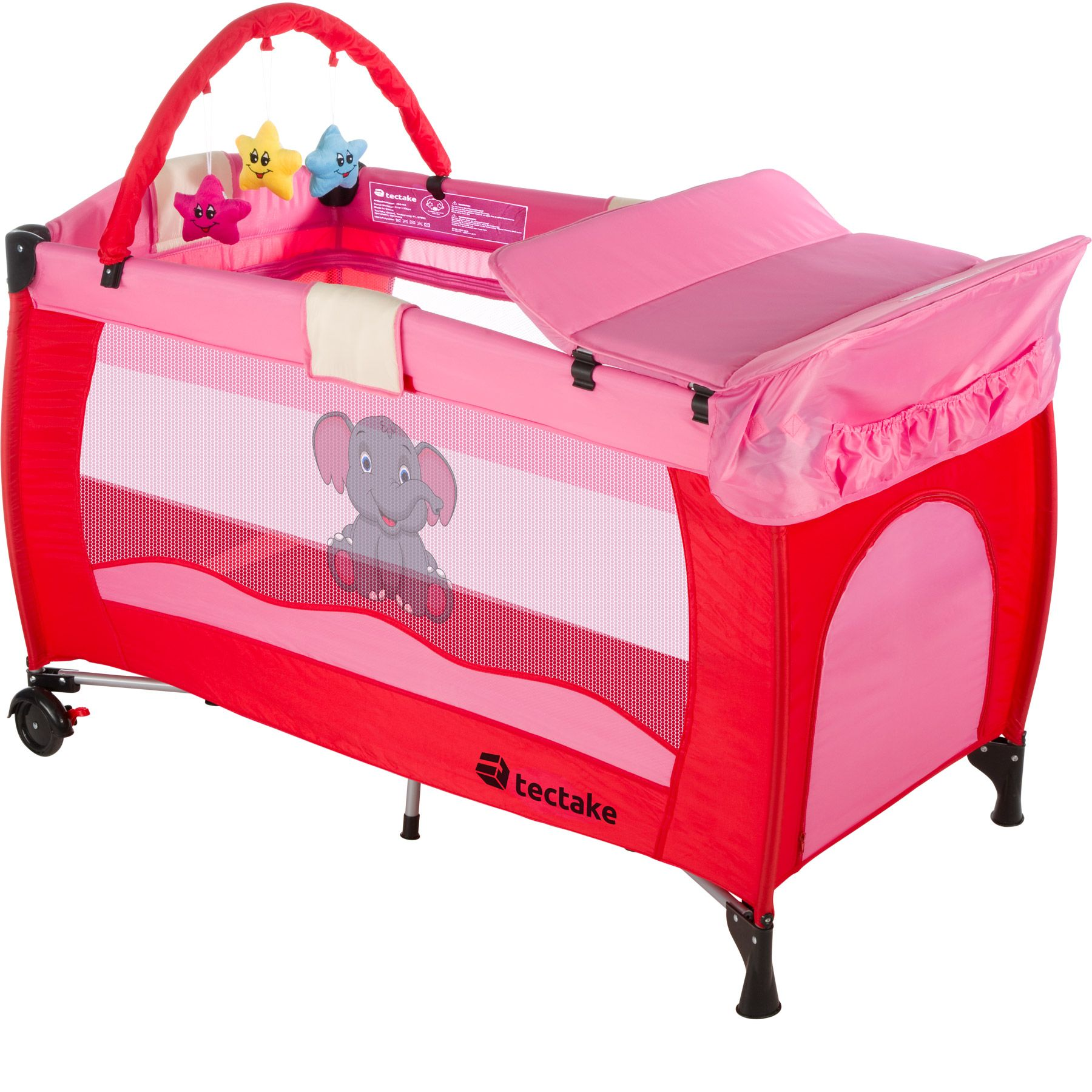 Portable Child Baby Infant Travel Cot Bed Playpen With