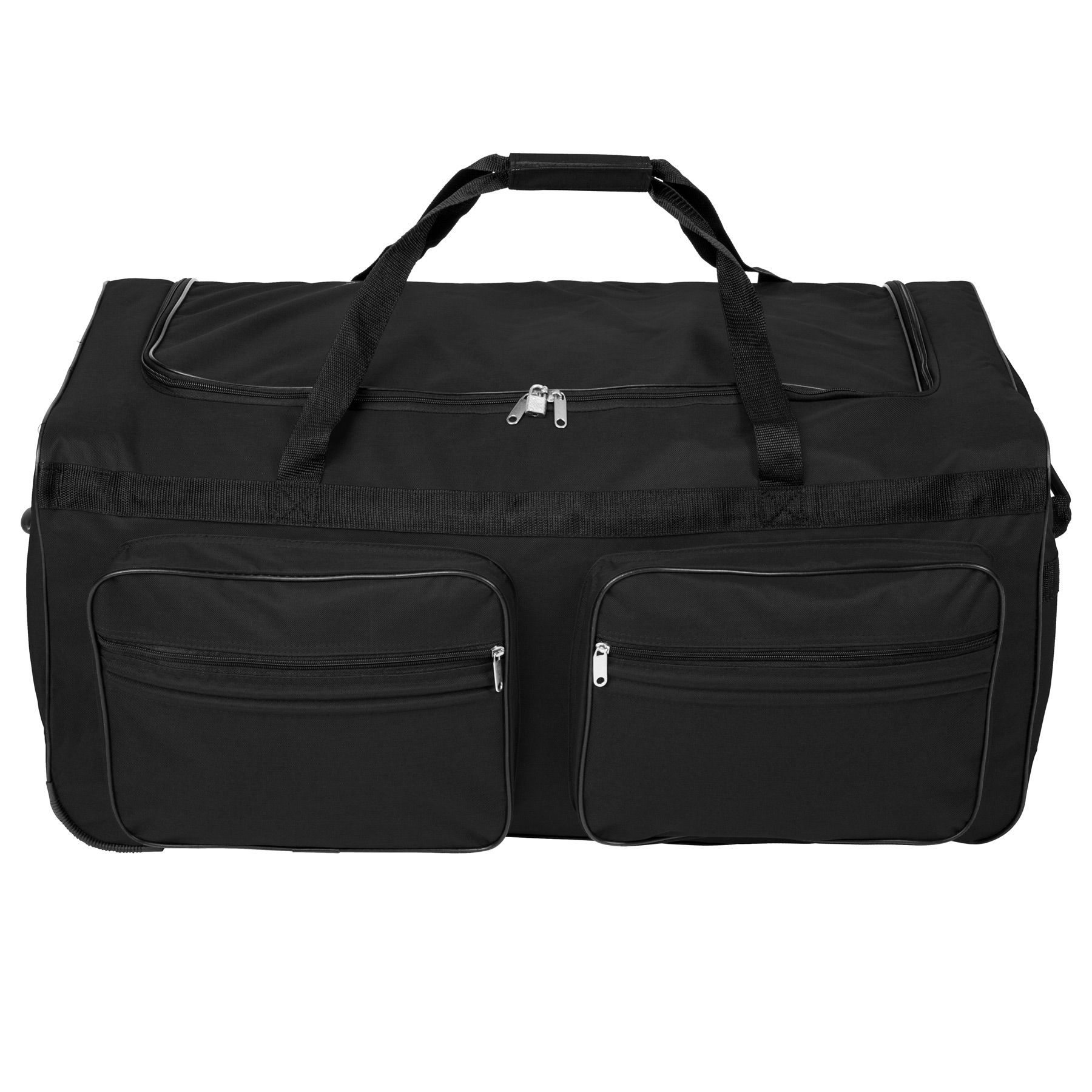TecTake_Reisetasche_402213_2 Sac de voyage XXL valise trolley légère sport bagage à roulettes 160 litres