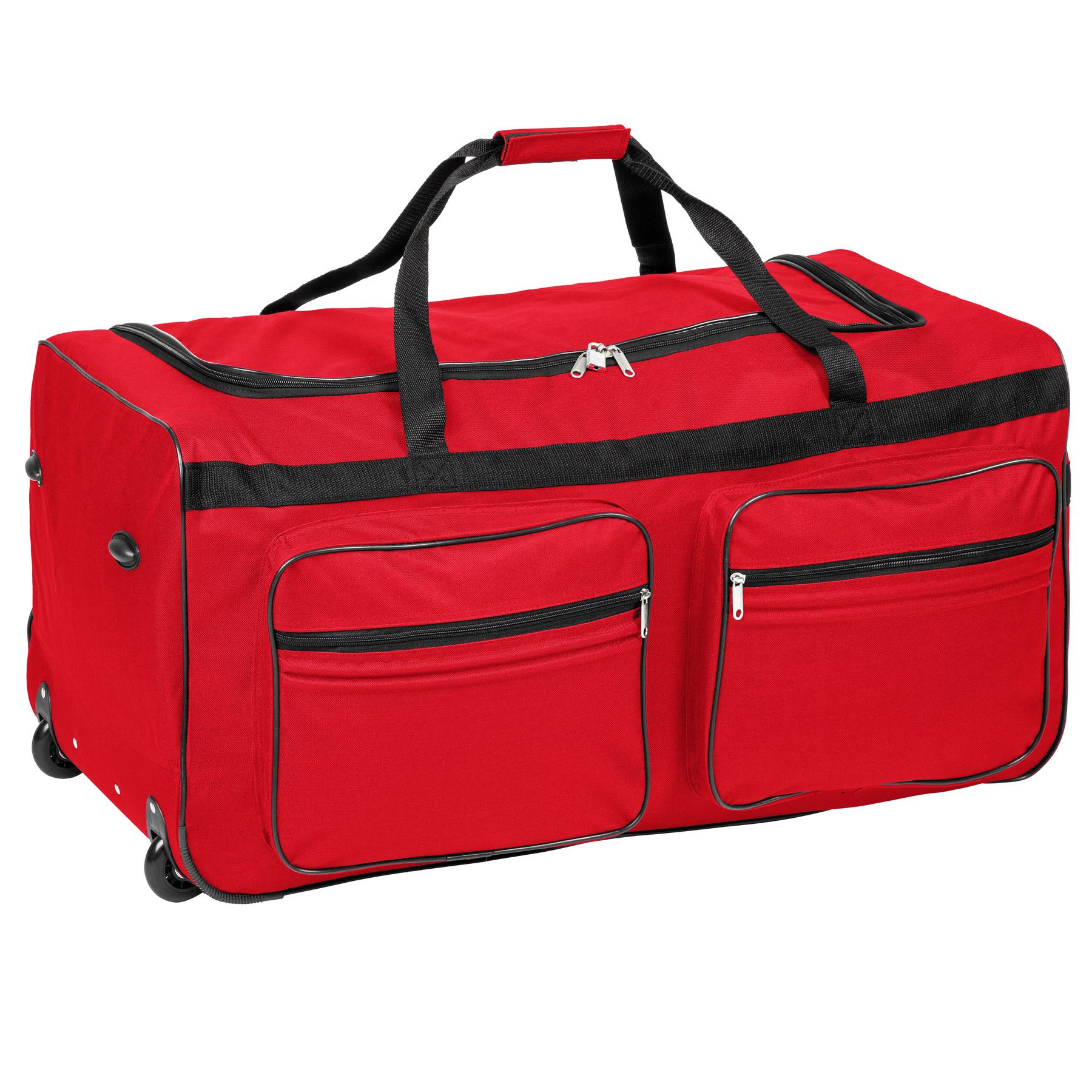 TecTake_Reisetasche_402214_1 Sac de voyage XXL valise trolley légère sport bagage à roulettes 160 litres