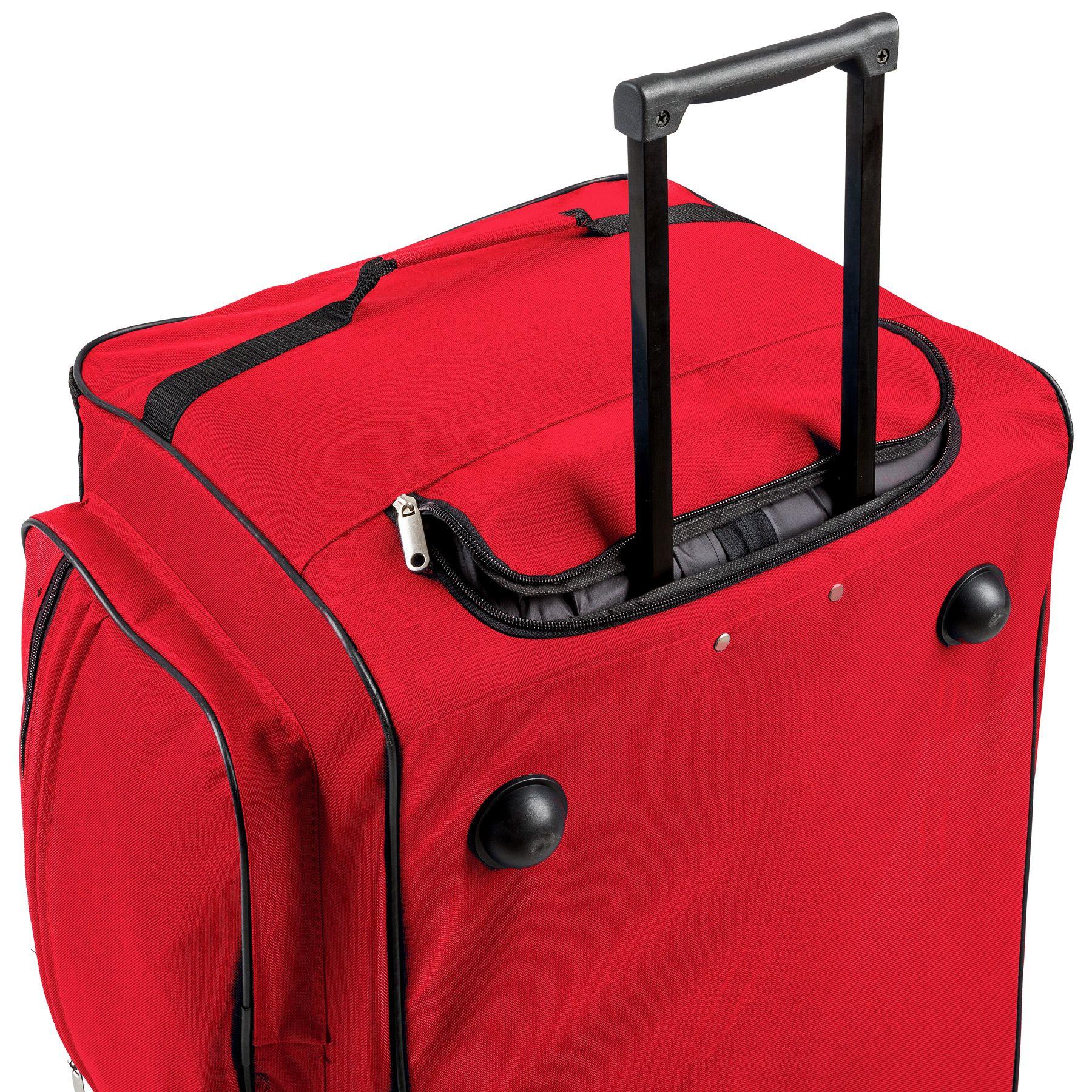 TecTake_Reisetasche_402214_4 Sac de voyage XXL valise trolley légère sport bagage à roulettes 160 litres