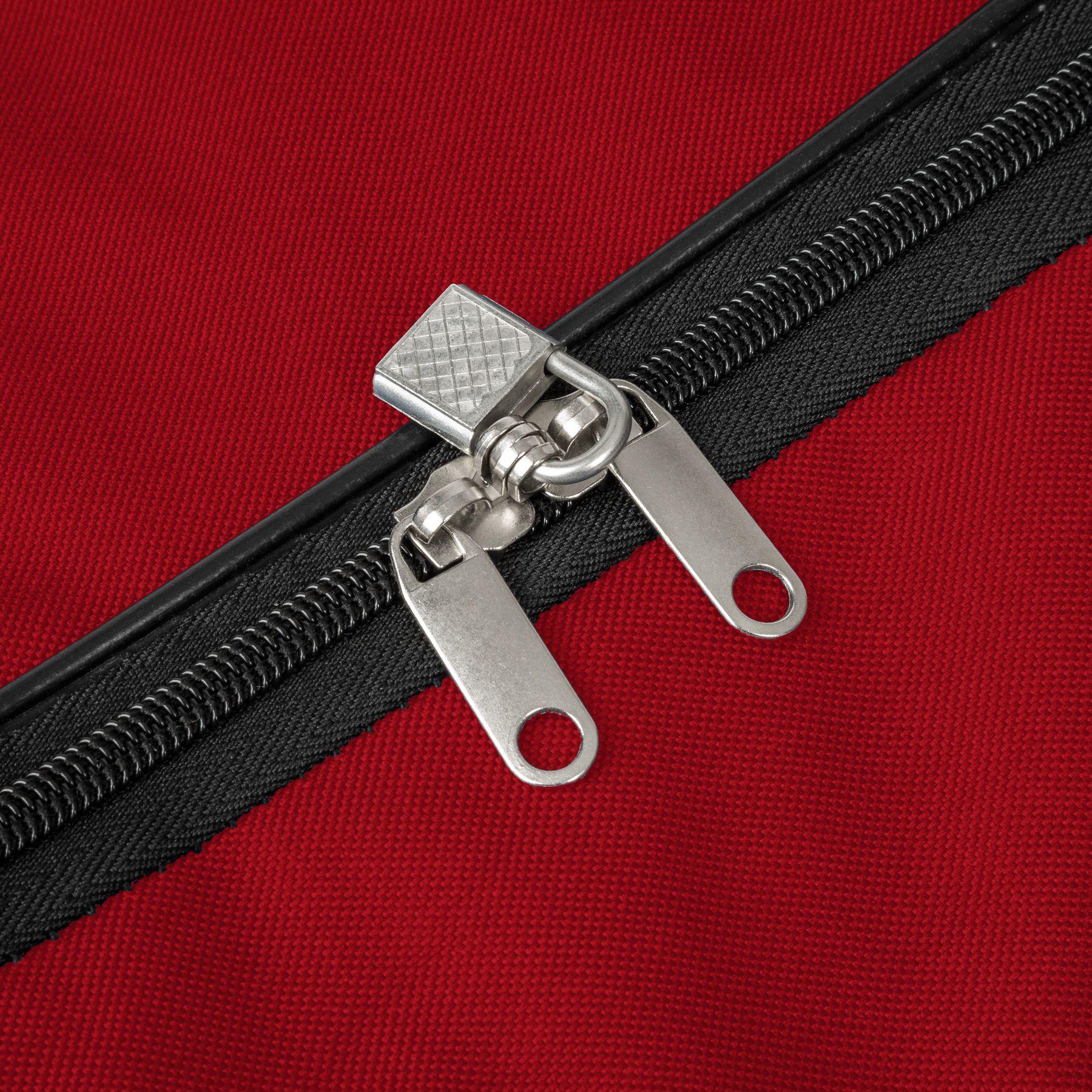 TecTake_Reisetasche_402214_6 Sac de voyage XXL valise trolley légère sport bagage à roulettes 160 litres