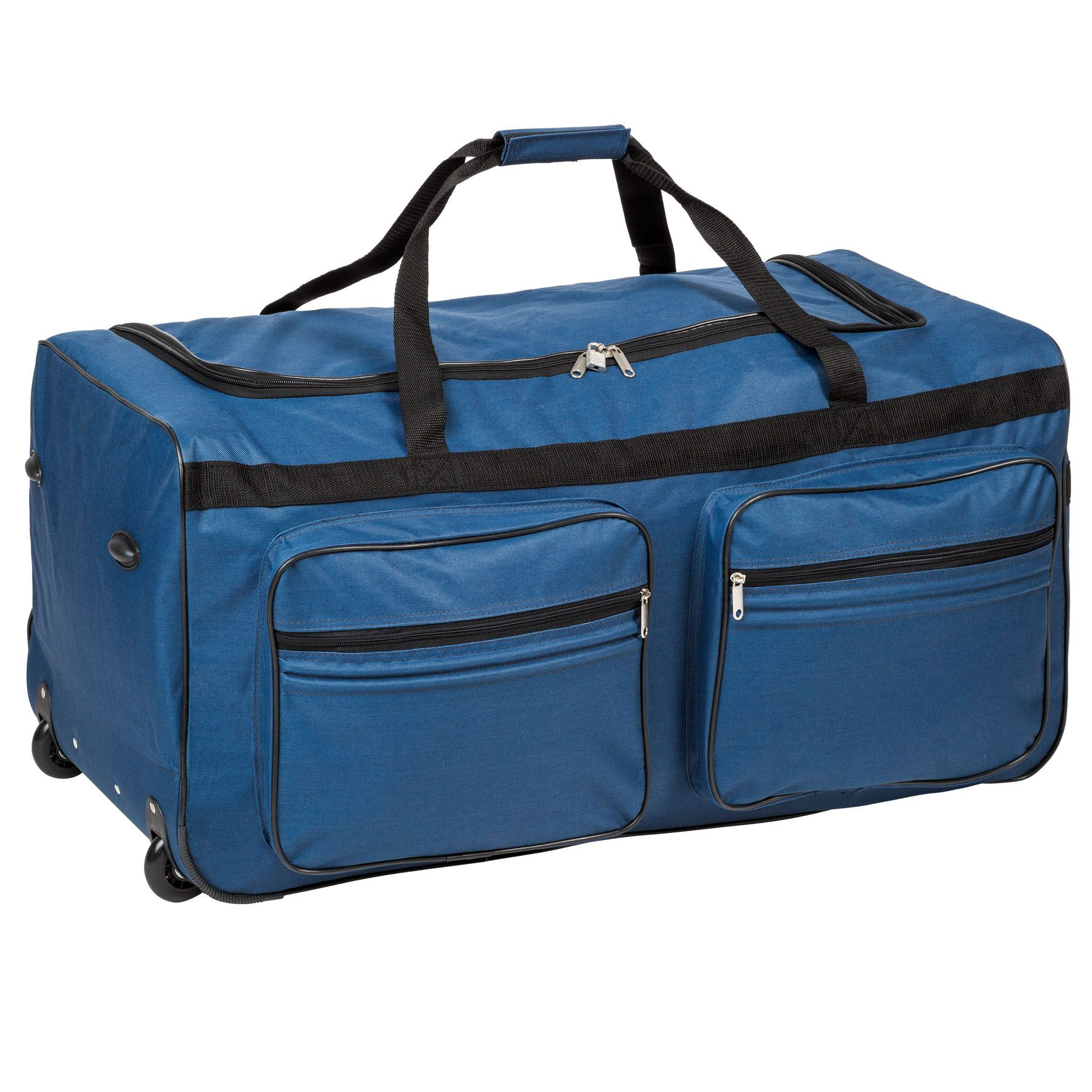 402215_1 Sac de voyage XXL valise trolley légère sport bagage à roulettes 160 litres
