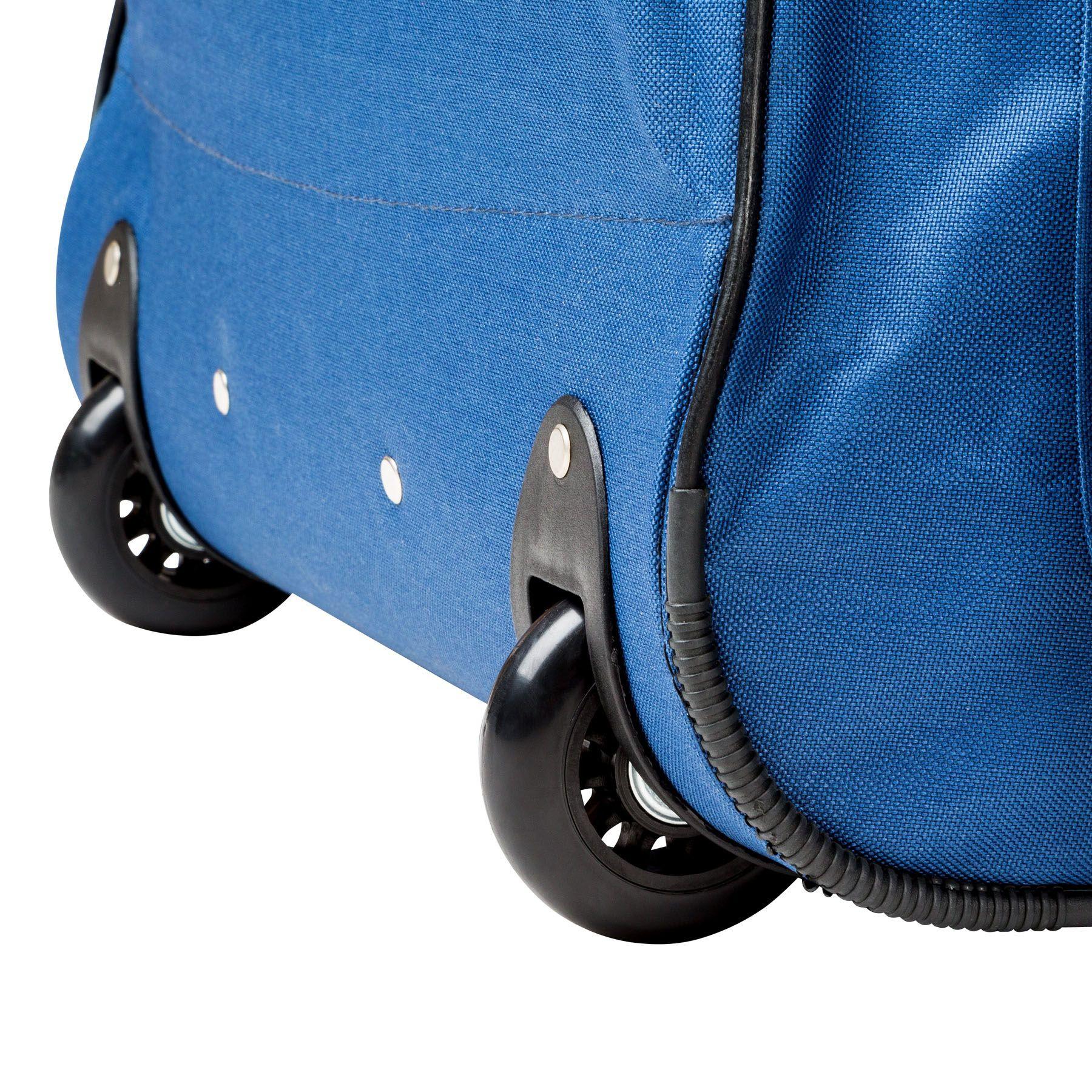 402215_7 Sac de voyage XXL valise trolley légère sport bagage à roulettes 160 litres