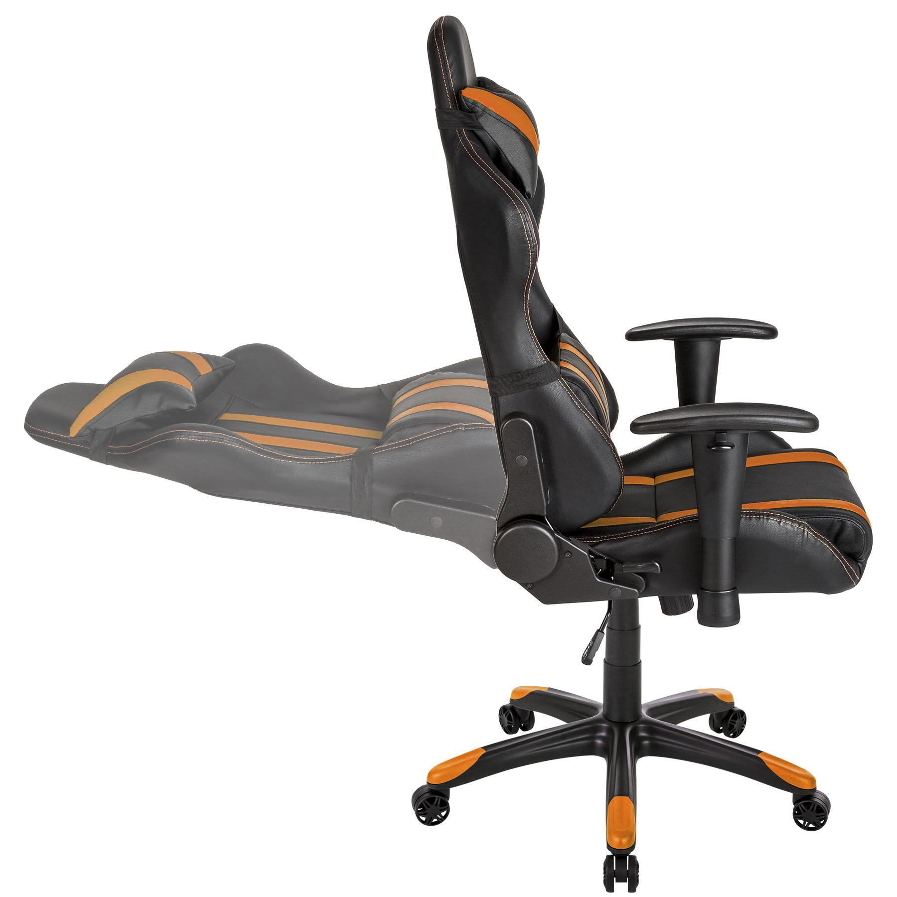 Silla de oficina sillon de despacho estudio ergonomica for Silla de oficina racing