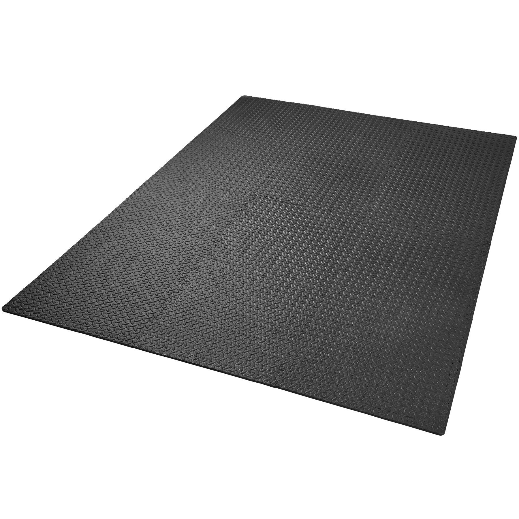 12x tapis mousse de sol ensemble tapis puzzle fitness protection gym eva 63x63cm ebay. Black Bedroom Furniture Sets. Home Design Ideas