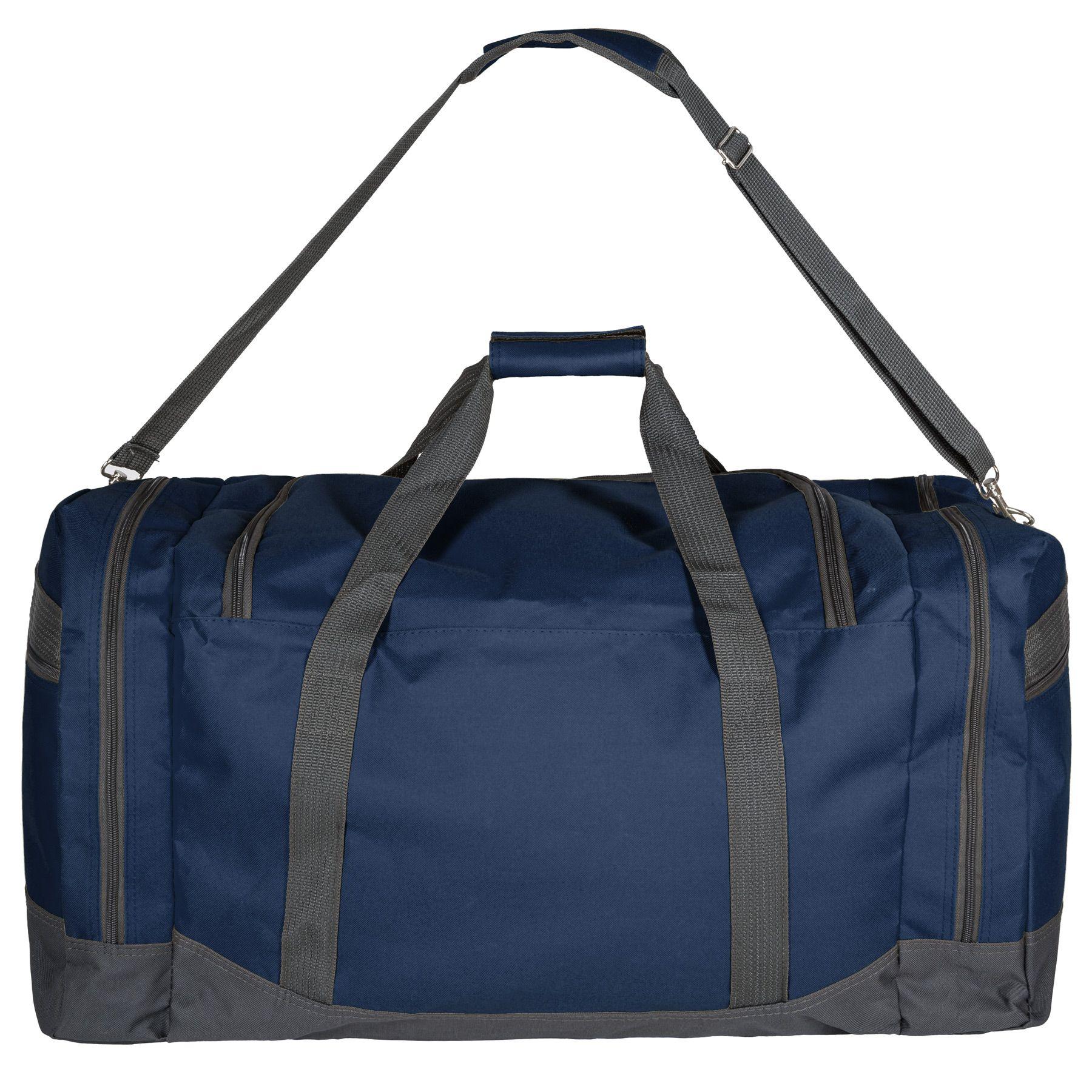 97d111bdd6eb Ob zum Sport, in der Freizeit oder für Kurz- und Wochenendtrips, die  Reisetasche von TecTake wird zu Ihrem hilfreichen Begleiter. Die Reisetasche  hat einen ...
