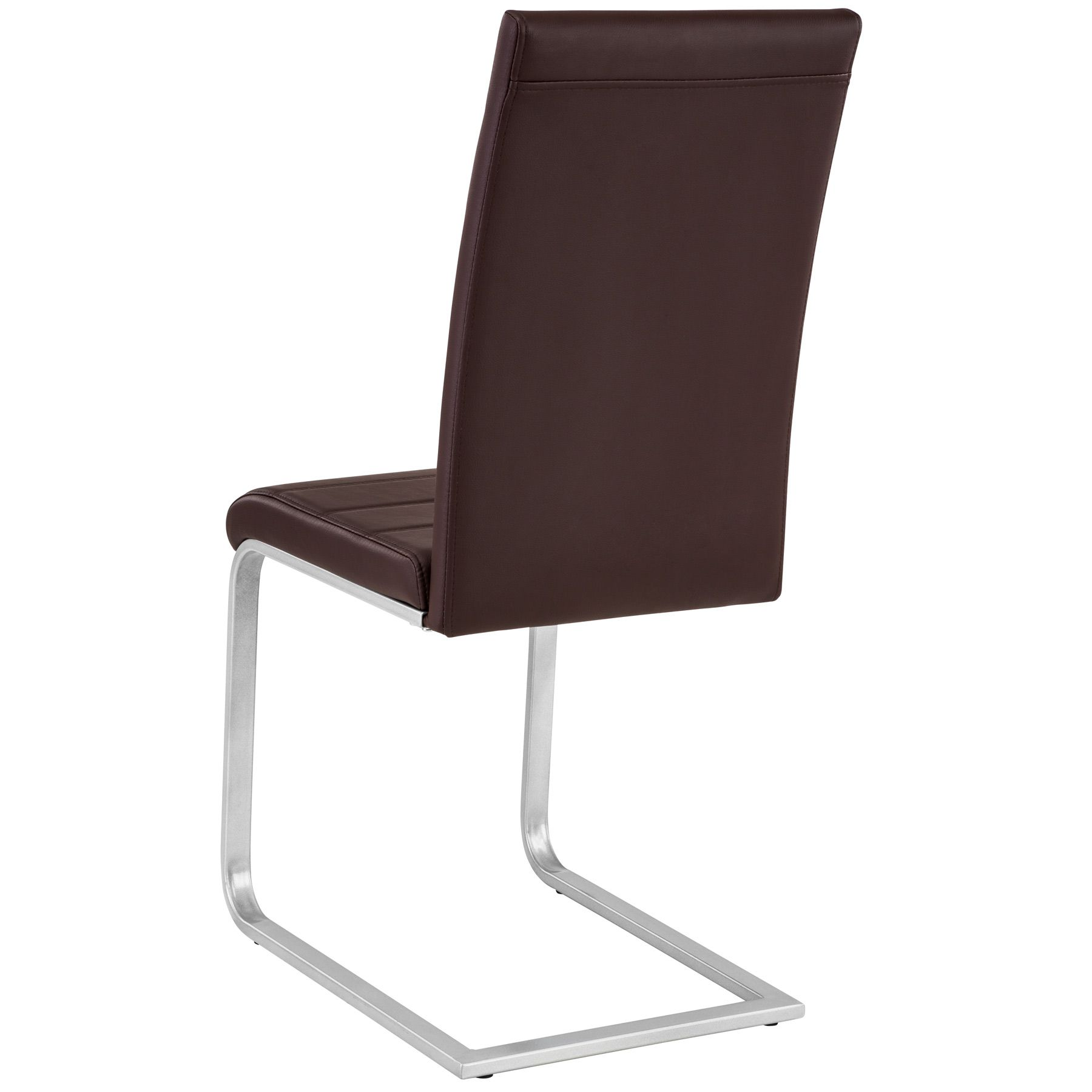 Set Of 4 Modern Cantilever Dining Chairs Room Chair Table