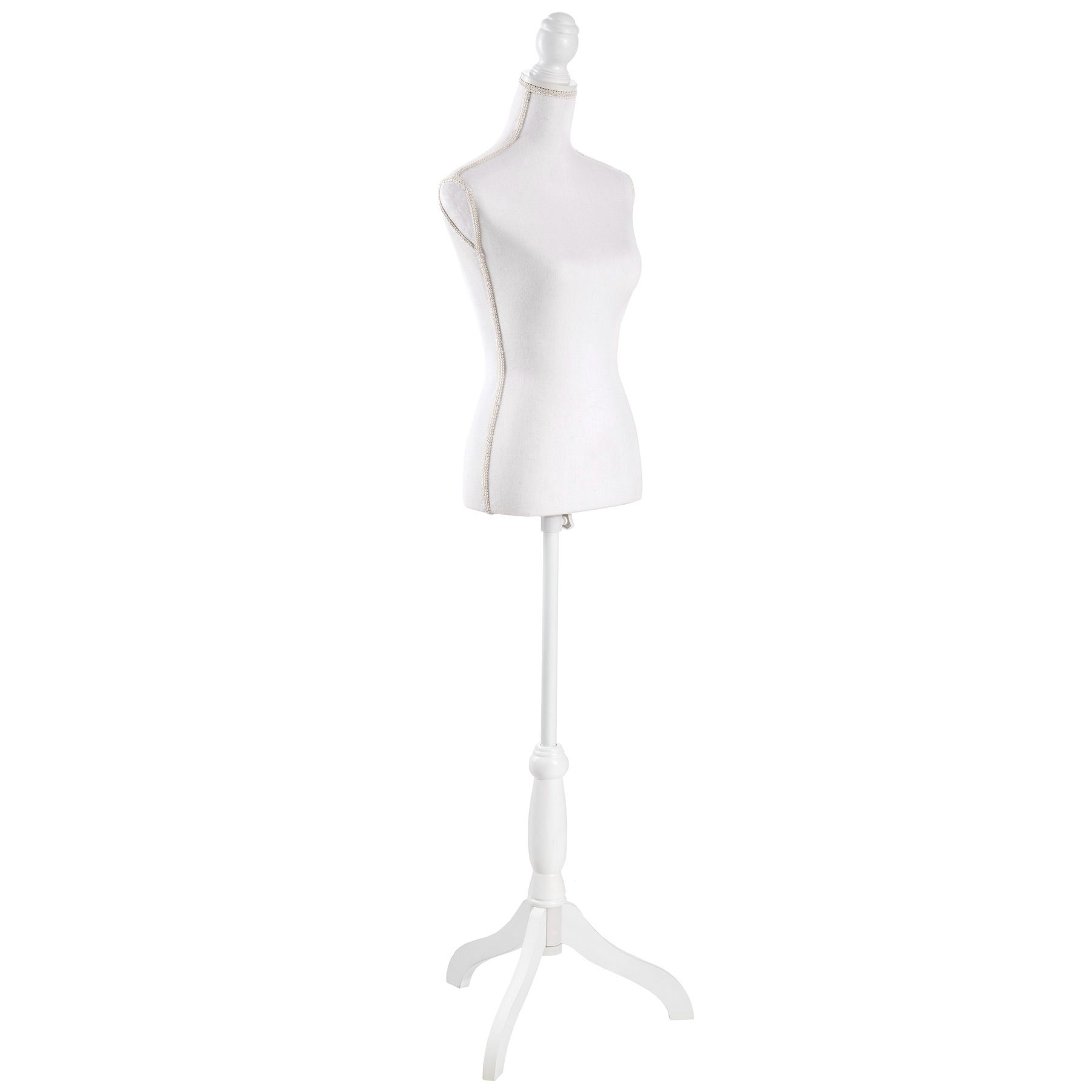 Damenbüste Schneiderpuppe Schaufensterpuppe Torso Mannequin Büste schwarz C8F9
