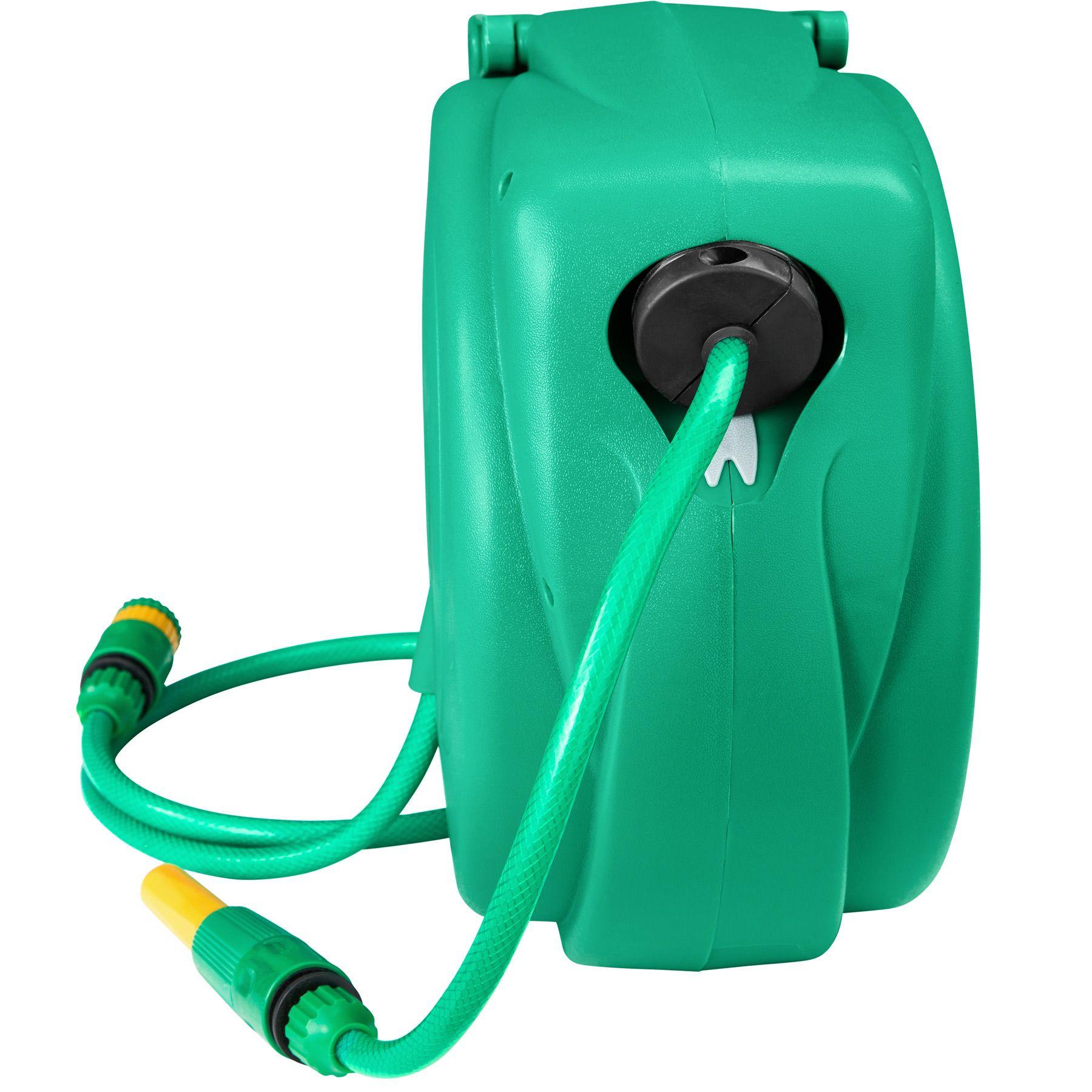 Enrouleur automatique de tuyau d'arrosage pour jardin Tuyau d'eau inclus 10 m   eBay