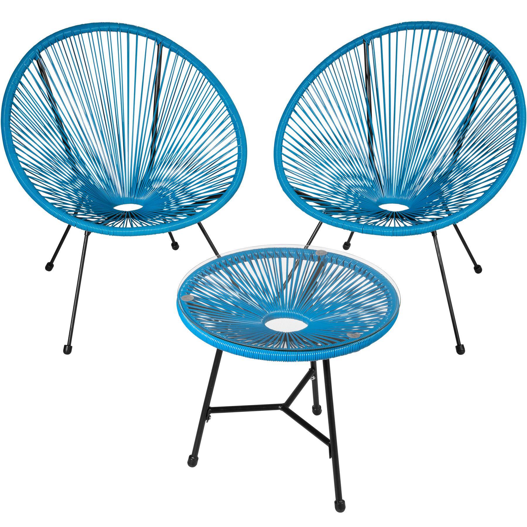 Sedie A Forma Di Sedere Costo dettagli su set di 2x sedie tavolo prendisole giardino relax poltrone  outdoor mobili nuovo n